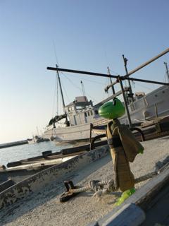漁港の萬次郎
