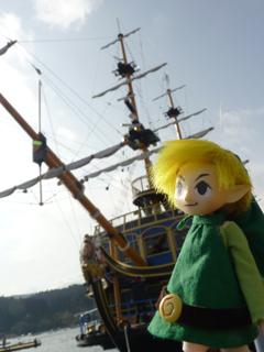 海賊王におれはな…いやいや