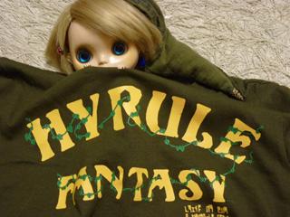 """HYRULE FANTASY"""