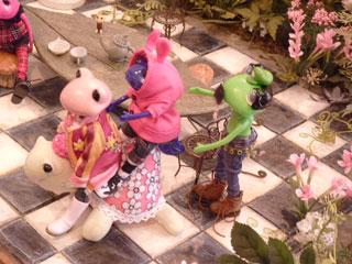 ノコノコ(ピンクの)