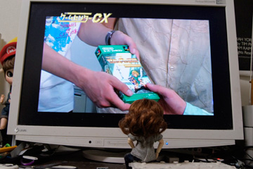 DVD中(タイトルにも注目!)