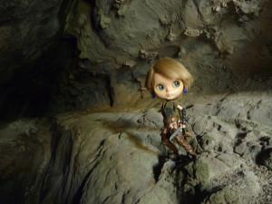 ちょっとした洞窟